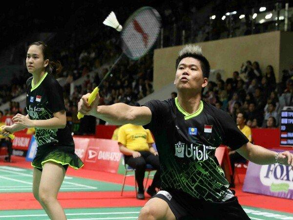 Indonesia Masters 2020: Mantap! Praveen/Melati Melaju ke Perempat Final
