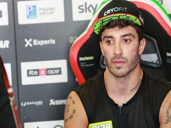 Manajer Aprilia Yakin Iannone Tidak Bersalah Dalam Kasus Doping