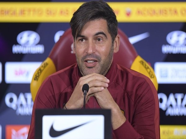 Meski Kalah Dua Pertandingan Beruntun, Fonseca Tetap Senang dengan Penampilan Roma