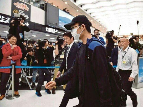 Momota Dapat Undangan Untuk Kembali ke Malaysia