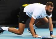 Benoit Paire Hadang Rekan Senegara Di Final Auckland