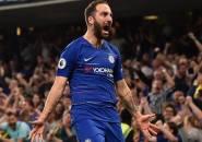 Higuain Tak Anggap Kariernya di Chelsea Sebagai Kegagalan