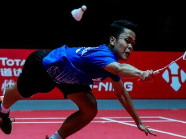 Indonesia Masters 2020: Anthony Menang, Axelsen Menanti di Semifinal