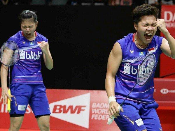 Indonesia Masters 2020: Greysia/Apriyani Sukses Amankan Tiket Semifinal