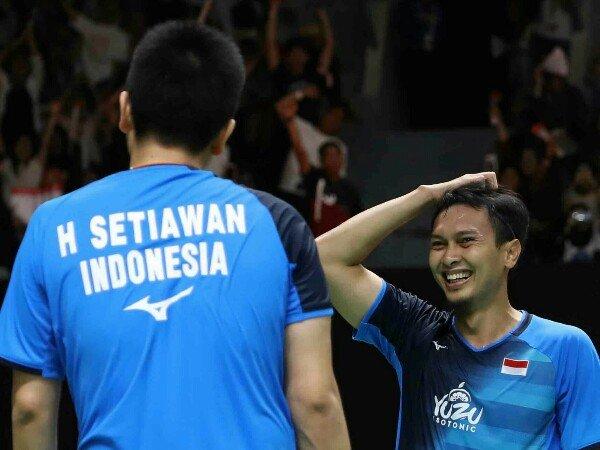 Indonesia Masters 2020: Lakoni Laga Sengit, Hendra/Ahsan Sukses Melaju ke Semifinal