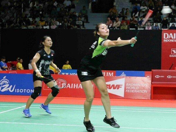 Indonesia Masters 2020: Kurang Rapi Dalam Permainan, Ketut/Tania Kandas