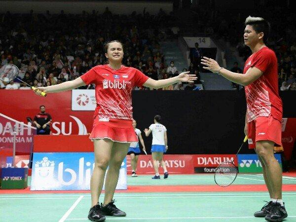 Indonesia Masters 2020: Praveen/Melati Gagal Melaju ke Semifinal