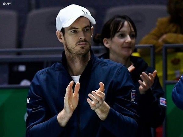 Kembalinya Andy Murray Masih Tertunda Gara-Gara Hal Ini