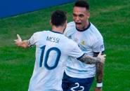 Lautaro Martinez Ungkap Kebahagiaannya Membela Timnas Argentina