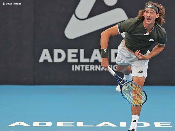 Llyod Harris Buka Jalan Menuju Final Turnamen ATP Pertama Di Adelaide