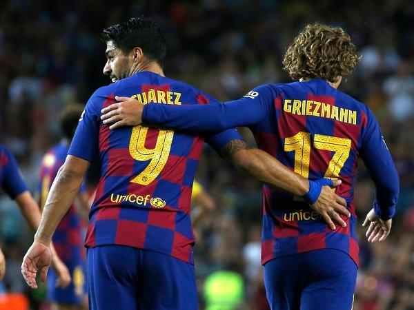 Punya Griezmann, Barcelona Diklaim Tak Perlu Cari Pengganti Suarez