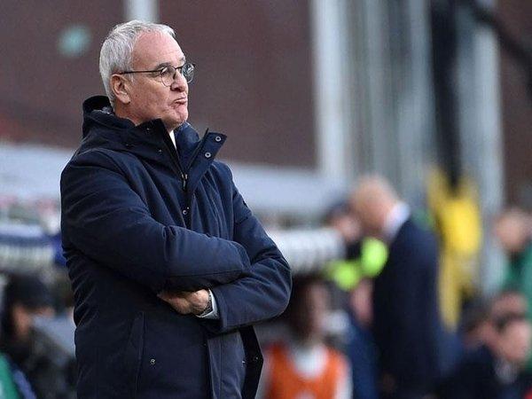 Ranieri Tak Mau Berpuas Diri Pasca Kemenangan Telak Sampdoria Atas Brescia