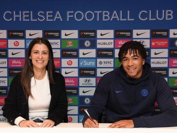 Reece James Perpanjang Kontrak Di Chelsea Hingga 2025