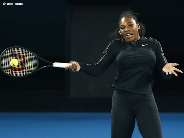Serena Williams Siap Kembali Perkuat AS Di Fed Cup