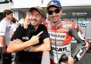 Biaggi dan Lorenzo Bakal Bersamaan Dinobatkan Jadi Legenda MotoGP