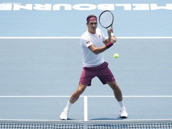 Di Usia 38 Tahun, Roger Federer Merasa Tak Seharusnya Difavoritkan