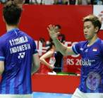 Indonesia Masters 2020: Lima Wakil Indonesia di Semifinal, Ganda Putra Pastikan Satu Tiket Final