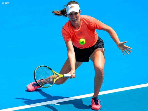 Johanna Konta Putuskan Tak Perkuat Inggris Di Fed Cup