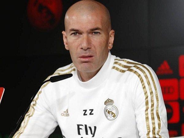 Kontra Sevilla, Zidane Tak Ingin Real Madrid Jemawa Karena Juarai Piala Super Spanyol