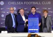 Lampard Harap Klub Lain Ikuti Jejak Chelsea Lawan anti-Semitisme