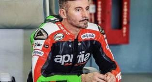 Max Biaggi Diragukan Bisa Berkontribusi Maksimal Saat Jadi Test Rider Aprilia
