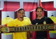 Pemain Terbaik Liga 1 2019 Resmi Gabung Bhayangkara FC