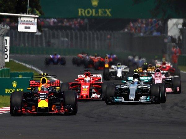 Arab Saudi Bertekad Gelar F1 di Tahun 2023