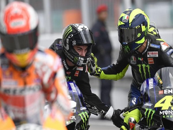 Jarvis Sebut Yamaha Punya Komposisi Pebalap Paling Baik di MotoGP