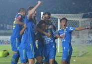 Laga Persib vs Hanoi FC Terpaksa Dihentikan Karena Hujan Deras