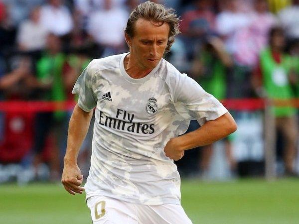Inter Milan Kembali Incar Luka Modric?