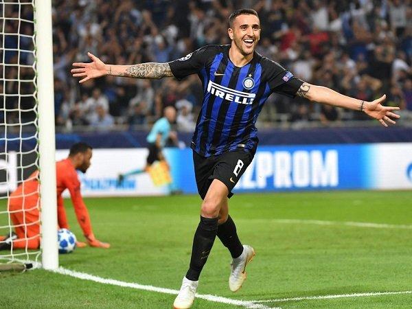 Sevilla Ajukan Tawaran Untuk Gelandang Inter Milan, Matias Vecino