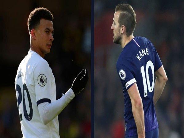 Dele Alli Tegaskan Tottenham Tidak Hanya Bergantung Pada Kane