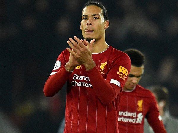 Gol Van Dijk ke Gawang Man United Sukses Bikin Solskjaer Kesal