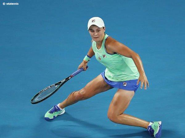 Hasil Australian Open: Ashleigh Barty Bermain Ekstra Keras Demi Lewati Tantangan Pertama