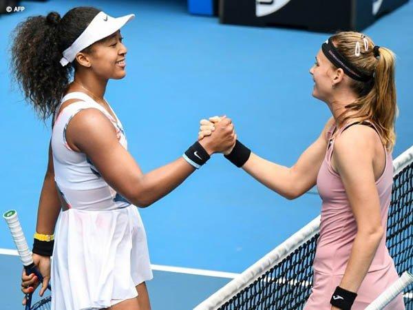 Hasil Australian Open: Juara Bertahan, Naomi Osaka Awali Laga Pertama Dengan Mulus