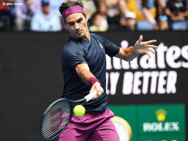 Hasil Australian Open: Roger Federer Tampil Tanpa Cela Di Rintangan Pertama