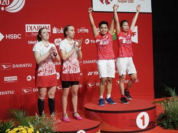 Jadi Runner-Up Indonesia Masters 2020, Begini Komentar Thygesen/Freurgaard
