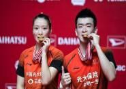 Semakin Dominan di Tahun 2020, Zheng/Huang Enggan Jemawa Tatap Olimpiade Tokyo