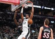 Sengit, San Antonio Spurs Kalahkan Perlawanan Miami Heat
