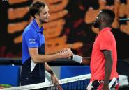 Hasil Australian Open: Frances Tiafoe Paksa Daniil Medvedev Lakoni Empat Set