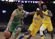 Los Angeles Lakers Telan Kekalahan Telak Dari Boston Celtics