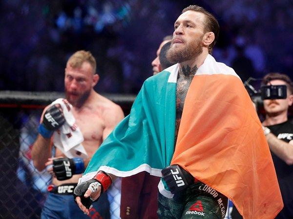 Menang Dari Cerrone, McGregor Siap Hadapi Siapapun