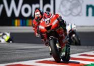 Petrucci Ingin Ducati Terus Tingkatkan Kecepatan di Trek Lurus