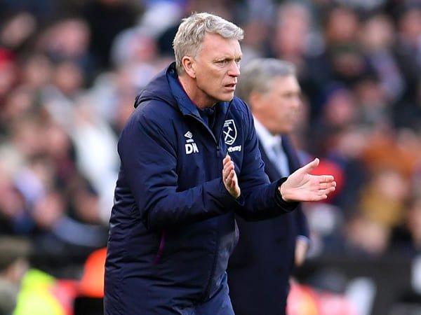 Sebelum ke West Ham, Moyes Sempat Bicara dengan Everton