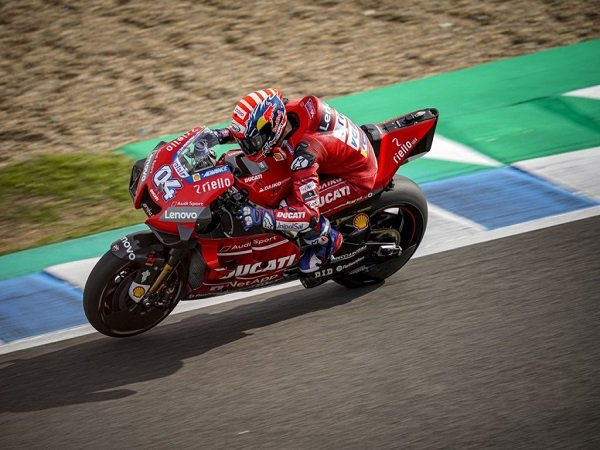 Soal Aturan Winglet Dilepas di GP Australia, Dovizioso Merasa Tidak Setuju