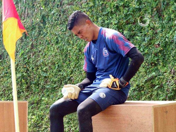 Teguh Amiruddin Mengakui Jika Latihan Fisik di Arema FC Bikin Lelah