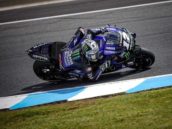 Tes Pramusim Makin Dekat, Vinales Berharap Motor Baru Yamaha Langsung Kompetitif