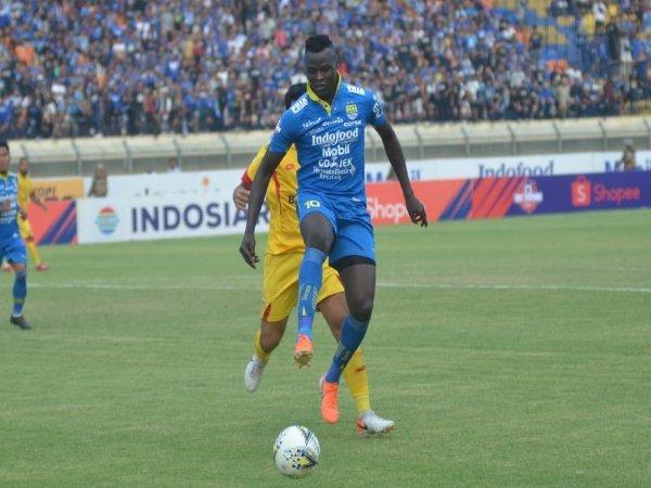 Ezechiel Resmi Pindah Dari Persib ke Bhayangkara FC