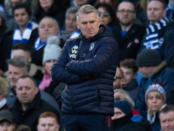 Dean Smith Komentari Hasil Imbang Villa Melawan Brighton