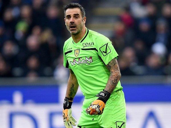 Kiper Gaek Stefano Sorrentino Akhirnya Pilih Pensiun Bersama Chievo Verona